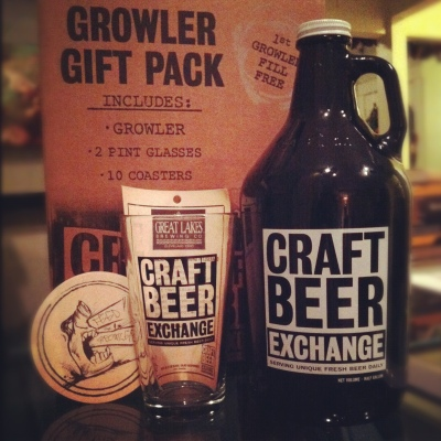 Growler Gift Pack | Craft Beer Exchange