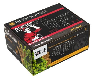 Brutal IPA Homebrew Kit from Rogue Ales