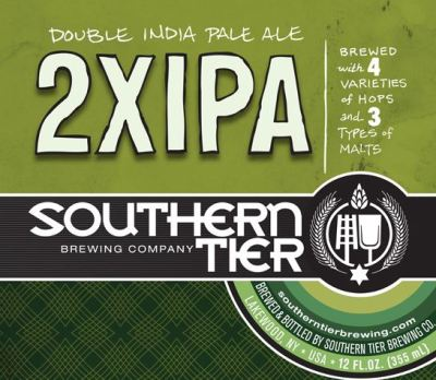 Southern Tier Brewing Co - 2XIPA