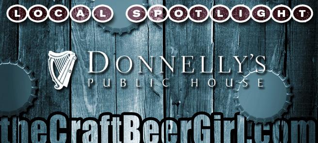 Local Spotlight: DonnellysPH at theCraftBeerGirl.com