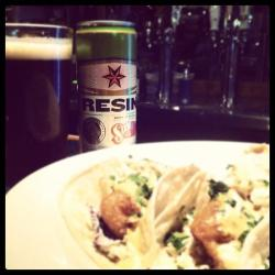 Sixpoint Resin & Fish Tacos