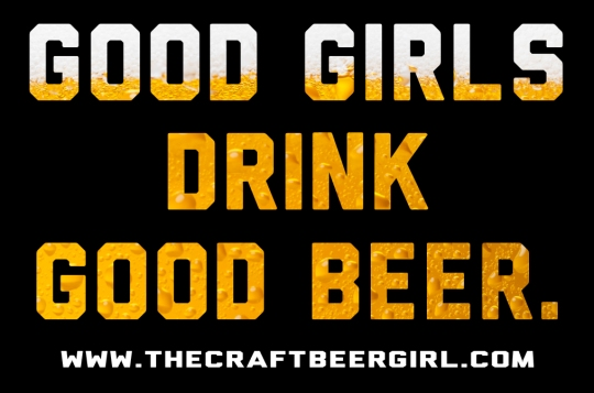 good girls drink good beer