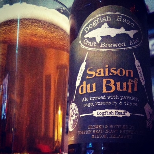 saison du BUFF - dogfish head