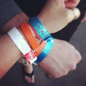 TAP wristbands