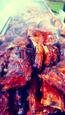 Tennessee whiskey BBQ sauce