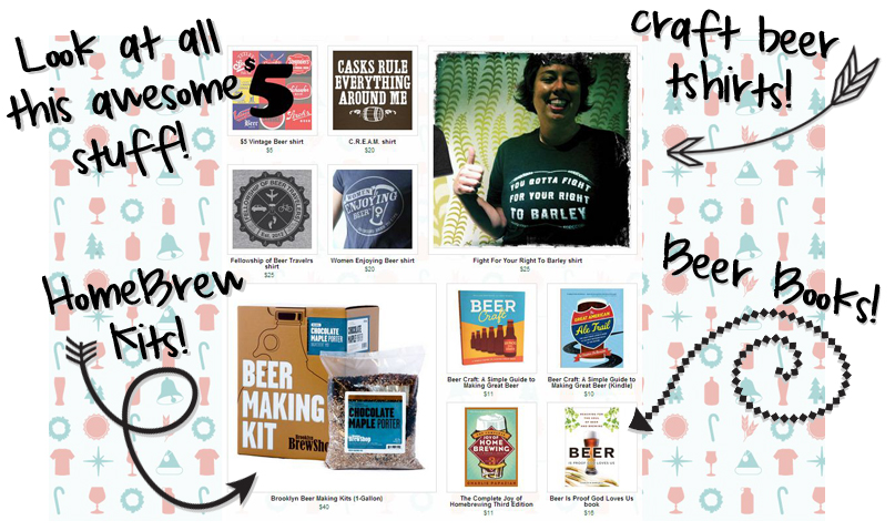 craft beer lovers gift guide peek