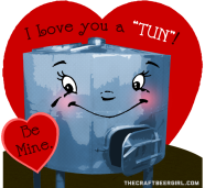 i love you a tun valentine