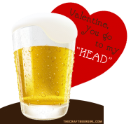 you go to my head valentine