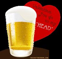 you go to my head valentine