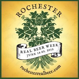 rochester real beer week