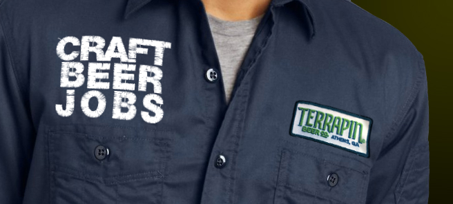 terrapin_craft beer jobs_header