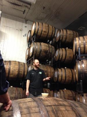 tom price - brooklyn barrel room