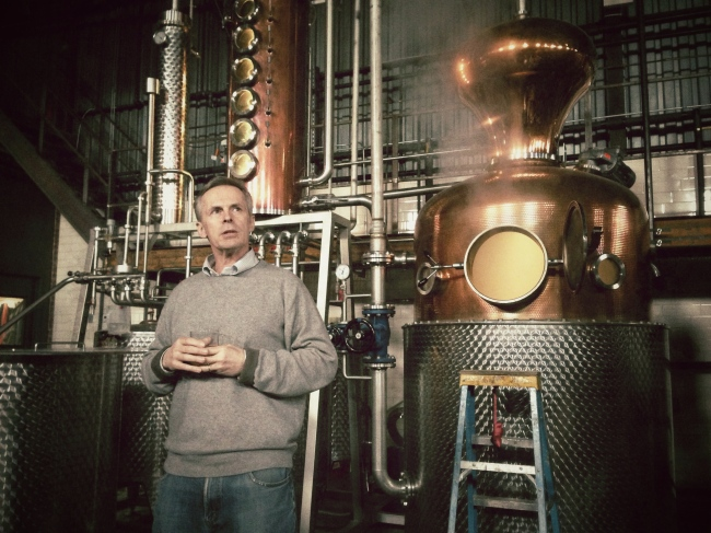 Tom Potter New York Distilling Co